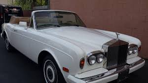 roll royce pakistan 1986 rolls royce corniche ii for sale 2036840 hemmings motor news