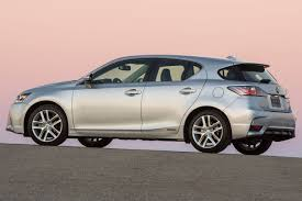 lexus hybrid hatchback used 2014 lexus ct 200h hatchback pricing for sale edmunds
