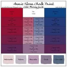 colorways annie sloan chalk paint color mixing emperor u0027s silk