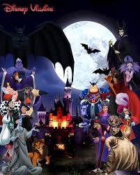disney halloween backgrounds disney villain wallpapers group 68