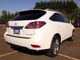 lexus sports car 2013 used 2013 lexus rx 350 f sport awd for sale in eugene oregon by
