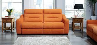 Orange Sofa Bed by Sleeper Sofa Supporting Lazy Boy Leather Sleeper Sofa Amazing