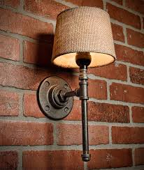 farmhouse lighting rustic light bathroom industrial light