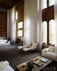 Curtains High Ceiling Decorating Decor Concrete Poetry Ricardo Bofill Architecture 2 Come