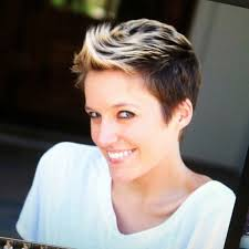 short hair styles after chemo the cancer chronicles hair 6 months after chemo via lilblueboo