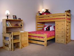 Free Plans For Twin Over Full Bunk Bed by Bedroom L Shaped Bunk Beds Twin Over Full L Shaped Bunk Beds For