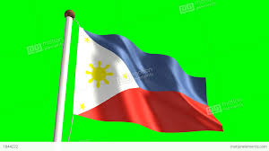 Philippines Flag Philippines Flag Stock Animation 1844222