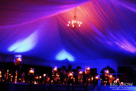 wedding tent lighting tent lighting spokane wedding dj big show mobile entertainment