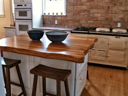 Laminate Flooring That Looks Like Brick Kitchen Island U0026 Carts Excellent Varnished Wooden Countertop