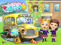 sweet baby cleanup 6 cleaning games android apps