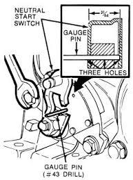 neutral safety switch 80 fairmont fordforumsonline com