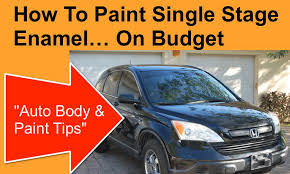 how to paint a car fast 24 hour paint job