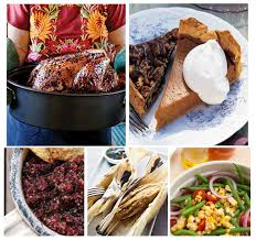 thanksgiving dinner menu roundup thanksgiving