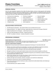 Domestic Engineer Resume Sample by Machine Operator Sample Resume Writea Free Resume Critique 6