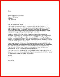 recent graduate cover letter examples nursing graduate cover