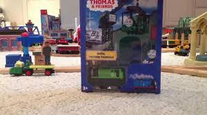 Make Your Own Wooden Toy Train by Thomas Wooden Railway My Custom Engine Unboxing Review 2014 Youtube