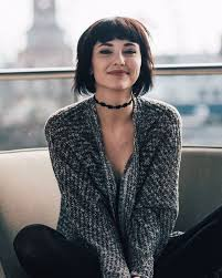 parisian bob hairstyle best 25 bob with bangs ideas on pinterest bob haircut with