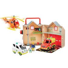 fireman sam heroes storm playset toys
