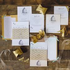 wedding stationery honey bee wedding invitations lia griffith