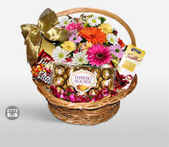 chocolate basket delivery send flowers to brazil same day florist delivery flora2000
