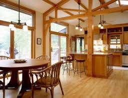 Wood Floor In Kitchen by Is It Better To Install Hardwood Floors Before Or After The