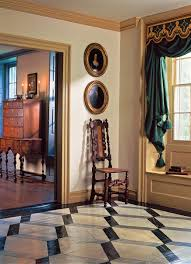 traditional painted floors old house restoration products