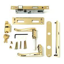 Andersen Patio Door Hardware Replacement Storm Door Handle Parts Handle Kit Andersen Patio Screen Door
