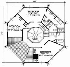Octagon Home Plans Coastal Style House Plans Plan 15 573