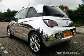 vauxhall adam chrome vauxhall adam driving spirit