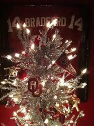 oklahoma sooners sequin ornament ou by autsomeideas ou