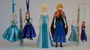 frozen elsa and figures 2014 sketchbook ornaments flickr