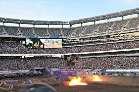 monster truck show ma pt jam monster truck show metlife stadium freestyle pt youtube pod