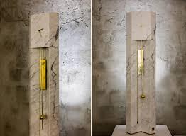 Contemporary Grandfather Clock Milan Design Week 2017 Lee Broom U0027s