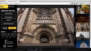 convertir varias imagenes nef a jpg how to convert cr2 and nef photos to jpg raw pics io tutorial
