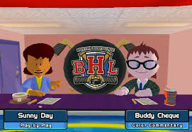 Kenny Backyard Baseball Image Sunny Day And Buddy Cheque By Raidpirate52 Jpg Backyard