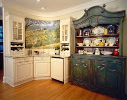 hutches vogue chicago shabby chic kitchen decoration ideas with