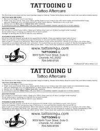 professional tattoo artist llc tattooing u charlotte nc
