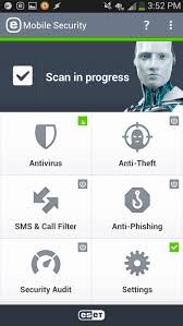 mobile security antivirus for android eset mobile security antivirus for android android apps