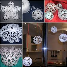 wonderful diy crochet ornaments