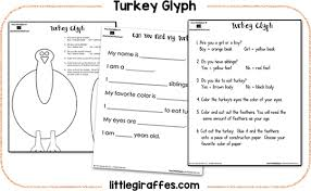 thanksgiving and turkey math science and social studies