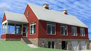 Barn Style Houses Barn Style Homes U2013 Barn Plans Vip