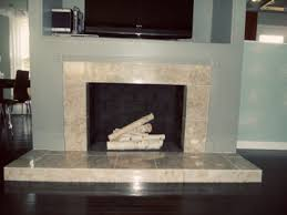 Remove Brick Fireplace by Fireplace Makeover Removing A Brick Hearth And Retiling