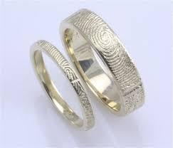 wedding band ideas creative of cool wedding bands 1000 ideas about fingerprint