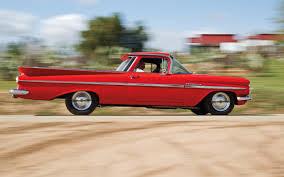 1959 F150 Comparison 1957 Ford Ranchero Vs 1959 Chevrolet El Camino Motor