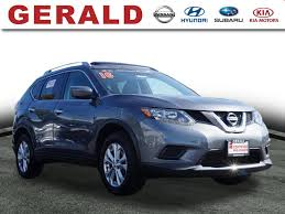 Nissan Rogue Fog Lights - featured used cars in naperville gerald nissan of naperville