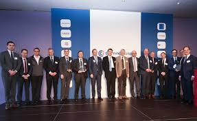 chambre de commerce franco suisse lauréats 2015 des trophées du commerce franco suisse rezonance