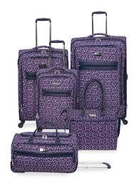West Virginia best travel bags images Jessica simpson luggage belk