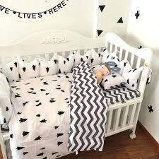Baby Boy Chevron Crib Bedding Baby Boy Bedding Chevron Chevron Print Baby Boy Crib Bedding