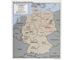 Map Of West Germany by Maps Of Germany Detailed Map Of Germany In English Tourist Map