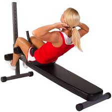 Commercial Sit Up Bench Amazon Com Xmark Fitness 11 Gauge Adjustable Ab Bench Xm 7461